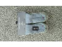 Tommy Hilfiger baby slipper socks