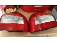 Back lights for Audi A3