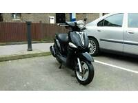 Yamaha delight 115cc in perfect condition low mileage one owner full service history