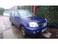 nissan xtrail , 2.0ltr petrol needs head gasket doing only £395 ono ideal for export.
