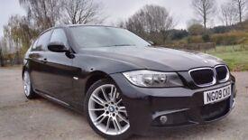 2009 BMW 3 Series Saloon Facelift 2.0 320d M Sport Full Service History New MOT