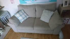 Next sofas x2 (3 seater + 2 seater)