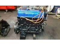 2.1 rally tuned pinto engine modified to fit talbot sunbeam(lotus,TI, ford)escort, capri