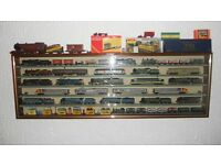 Wanted Model Railways / Train Sets any amount and gauge by Hornby Triang Lima Bachmann Wrenn etc