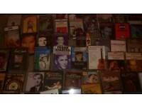 Job Lot Of Prerecorded Cassettes Approx 170