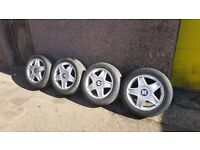 VW, Seat , Skoda alloys wheels 16''