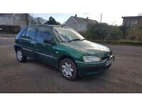 Peugeot 106 september mot