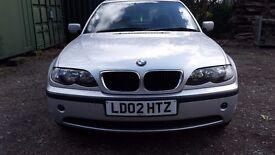 BMW E 46 i 2002