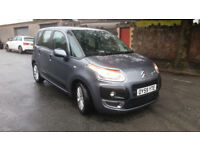 2009(59)CITROEN C3 PICASSO 1.6 HDi VTR+ MET GREY,LOW MILES,NICE SPEC,BIG MPG,GREAT VALUE