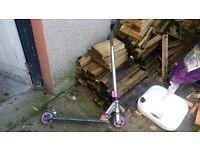Crisp scooter