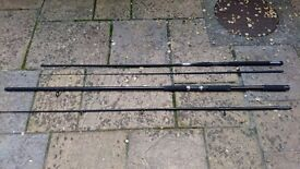 2 Fishing Rods - Beach Rod and Course Rod - brand new.