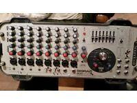 Soundcraft Gigrac 600 PA Mixer Amp.