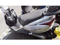 Honda nhx 110