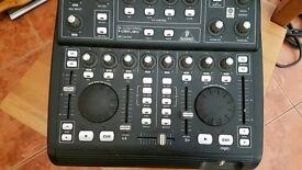 Bejringer deejay bdc mixer usb