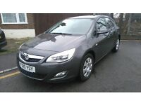 2010 VAUXHALL ASTRA AUTO EXCLUSIVE 1.6 AUTOMATIC (not corsa,polo,fiesta,golf,focus,a3,megane,peugeot