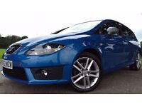 Seat Leon FR 2.0d 140bhp - GOOD / BAD CREDIT £25 PW - 100% GUARANTEED ACCEPTANCE