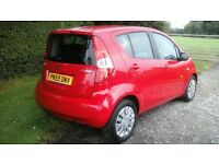 Absolutely stunning Susuki Splash 1.0 GLS 2009 59reg with only 23000 miles from new with Susuki FSH