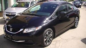 2015 Honda Civic EX WITH POWER MOONROOF