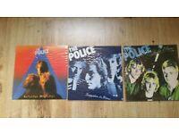 The Police. Vinyl.