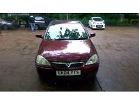 VAUXHALL CORSA DESIGN 16V. 3 DOOR HATCHBACK. MANUAL. PETROL