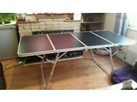 Regatta camping table