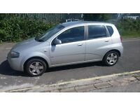 Chevrolet Kalos 57 reg 11 months MOT clutch high so will need replacing soon hence price