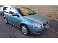 Vauxhall corsa design, 1199cc, 3 door hatchback,2004,04 reg, cheap car!