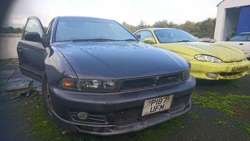 Rare 1997 Ralliart Mitsubishi Galant VR4 2 5 Twin Turbo 4WD (Requires  Gearbox Repair) £900 ono   in Ballymoney, County Antrim   Gumtree