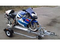 Motorcycle Transportation, Trailer one Motorcycle Transportation within the West Midlands