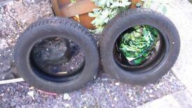 2 Snowtrac 2 Tyres