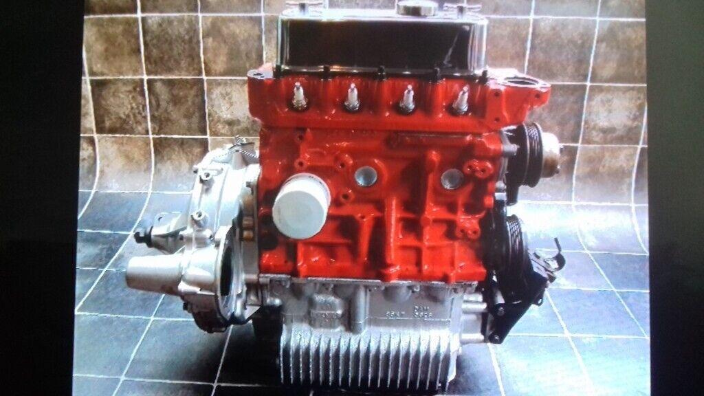 Classic Mini Rover Mpi 1275cc A Newly Rebuilt Engine