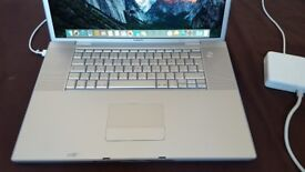 Macbook Pro Core 2 Duo 2.5ghz 4Gb RAM - Fully working