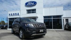 2016 Ford Explorer *NEW* XLT *LEATHER* 4WD *202A* 3.5L V6 TIVCT