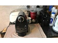 Nespresso coffee machine with box in very good condition only £30