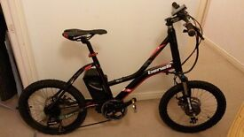 Electric Bike USED Benelli City Link Sport great condition only 8 months old rrp£999