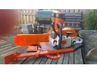 Stihl MS261 chainsaw