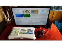 Nintendo Wii bundle and balance board
