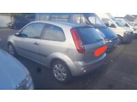 Ford fiesta 2006 56 plate 53k low insurance group