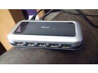 10 way USB power adaptor