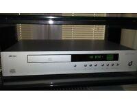 Arcam CD72 Hi-Fi CD Player with Remote Control