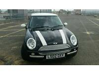 Mini cooper 2002 looking for something a bit different. special car