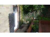 Large, garden, west End, central one bedroom flat - available weekly - Fountainbridge