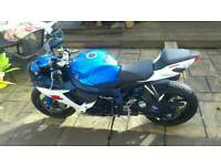 Suzuki GSXR750 L1 2011 for sale