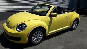2013 Volkswagen Beetle Décapotable +Bas KM+