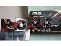 ASUS GTX 760 (2048 MB) (GTX760-DC2OC-2GD5) Graphics Card