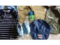 BAG OF BABY BOYS COTHES