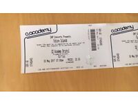 Future Islands x 2 tickets - Wed 3rd May 2017 Bristol 02 Academy -SOLD OUT CONCERT