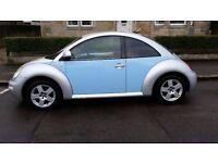 2001 Volkswagen Beetle Y reg 1596cc Hatchback 3 Door