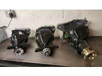 BMW 1 3 SERIES e87 e90 e91 e92 118i 318i 323i Rear Differential Diff 3.23 ratio