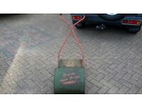 push mower free running with collection box